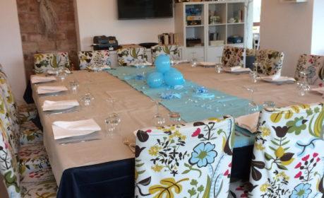tavolo battesimo